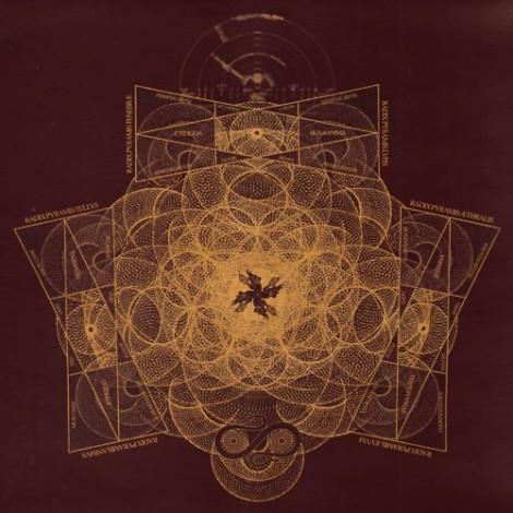 "Stephen O'Malley, album cover for ""Rift.Canyon.Dreams"" EP, 1998, Merciless Records"